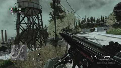 Call of Duty 4 Modern Warfare Pre-Alpha Build Multiplayer Maps and Loadouts Xbox 360