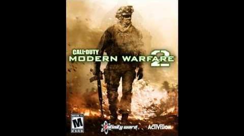 Call of Duty Modern Warfare 2 - Original Sountrack - 7 Espirit De Corps
