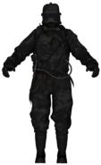 HAZMAT Special Character Elite model CoDG
