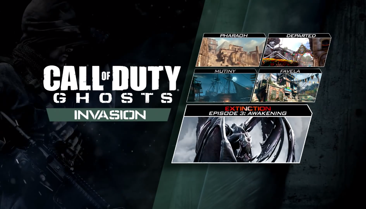 Invasion (DLC) | Call of Duty Wiki | FANDOM powered by Wikia on