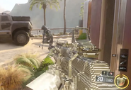 Kinectic Armor 1st Person BO3