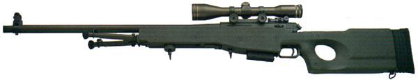 L96A1 TPV IRL