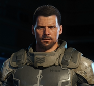 Make Face 4 with prototype outfit BO3