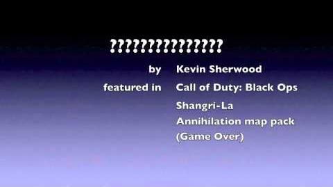 Shangri-La Game over song Kevin Sherwood Call of Duty Black Ops