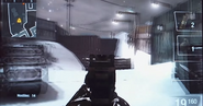 Skorpion Iron Sights BOD