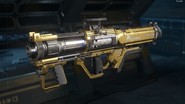 XM-53 Gunsmith Model Gold Camouflage BO3