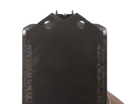 Mac-10 Iron Sights MWR
