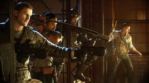"""Official Call of Duty® Black Ops III - """"The Giant"""" Zombies Bonus Map Trailer"""