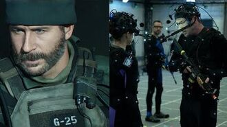 Official Call of Duty® Modern Warfare® - Becoming Captain Price