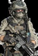TF 141 troop