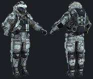 Atlas arctic soldier concept AW