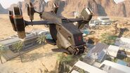Hostile VTOL Drone BO3