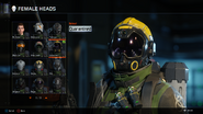 Quarantined Helmet BO3