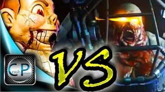 BUBBY vs GOLIATH Epic Battle - Exo Zombies Burger Town Gameplay - Advanced Warfare Zombies Infection-0