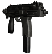 MP9 Third Person MW3