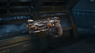 Marshal 16 Gunsmith Model Cyborg Camouflage BO3