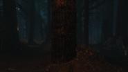 Patroszyciel Dead of the Night drugie drzewo symbol