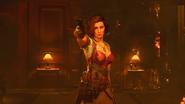 Scarlett Shoots Godfrey DOTN BO4