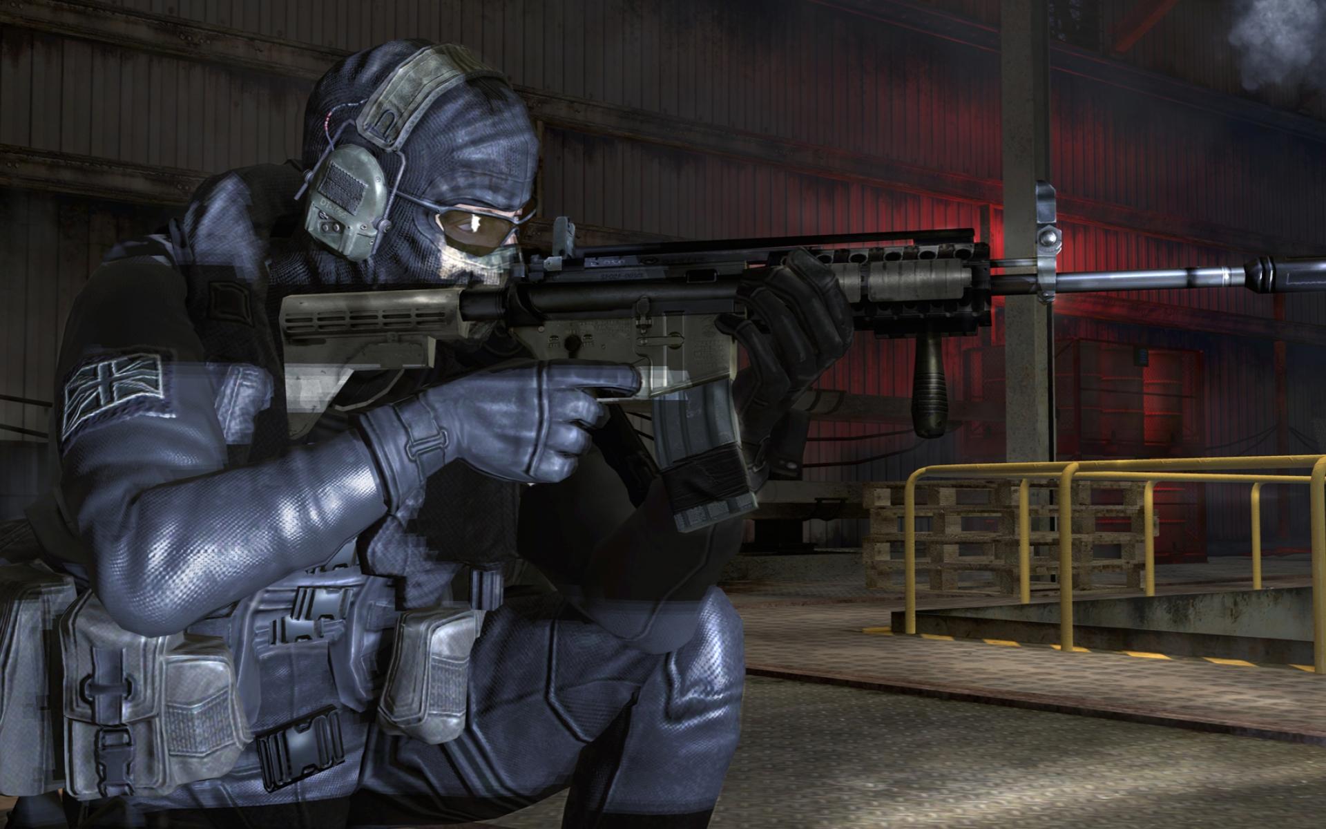 Simon Ghost Riley Call Of Duty Wiki Fandom Powered By Wikia