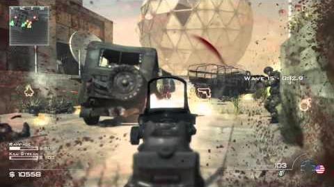 N7/Modern Warfare 3 special ops trailer released