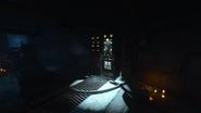 Most Escape Alive krok 4 stacja zasilania panel światło