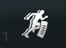 On the Go Menu Icon Ghosts