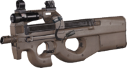 P90 Flat Dark Earth MWR