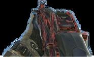 UMP45 Red MW3
