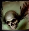 Winged Skull Bo4