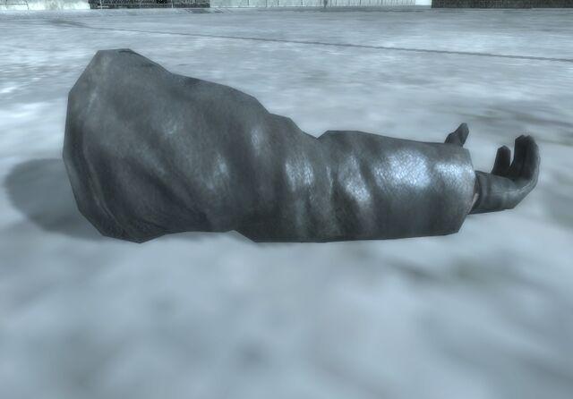 File:Zakhaev's blown off arm One Shot One Kill CoD4.jpg