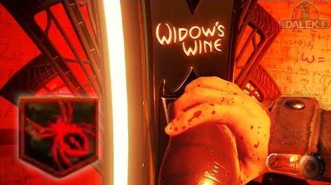 "Black Ops 3 ZOMBIES ""SHADOWS OF EVIL"" - NEW ""WIDOWS WINE"" PERK GAMEPLAY!"