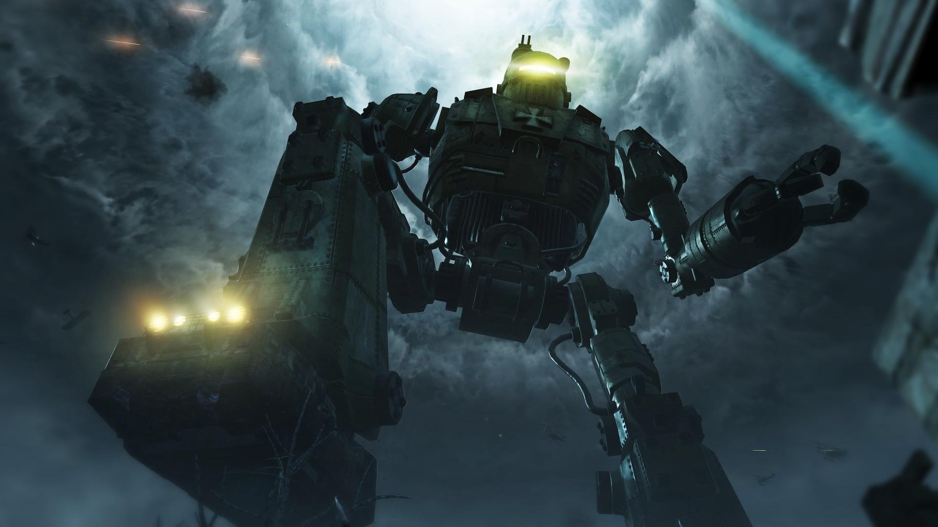 Giant Robot | Call of Duty Wiki | FANDOM powered by Wikia