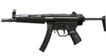 MP5 Side View BOII