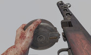 PPSh-41 Zombies Reload BO3