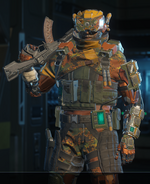 Prophet Earth outfit BO3