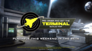 Terminal in Beta IW