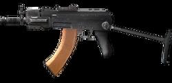 AK74u MW