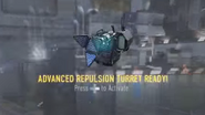Advanced Repulsion Turret Icon CoDAW