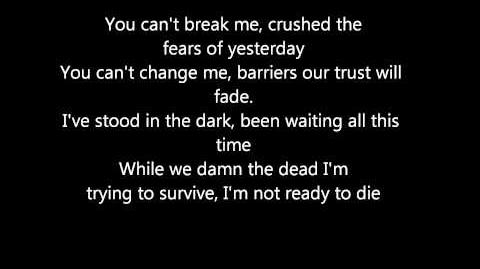 Avenged Sevenfold - Not Ready To Die
