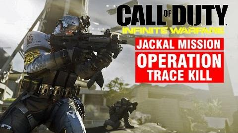 Call of Duty Infinite Warfare JACKAL Mission - Operation TRACE KILL Campaign Gameplay Walkthrough