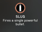 IW Slug Round Attachment Image