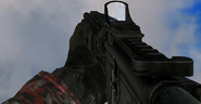 M16A4 MW2 Red Dot Sight