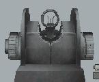 M1 Garand Iron Sights WaWDS