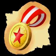 Medal menu icon CoDH