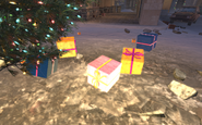 Presents Winter Crash COD4