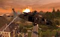 UH-60 Blackhawk going down Exodus MW2.png