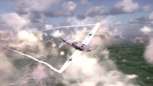 Bf109 Husky WWII