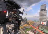 Call of Duty Black Ops 4 Вертолёт со снайперами 2