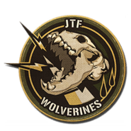 JTF Wolverines Patch Emblem IW
