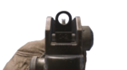 M16A4 Iron sights MWR